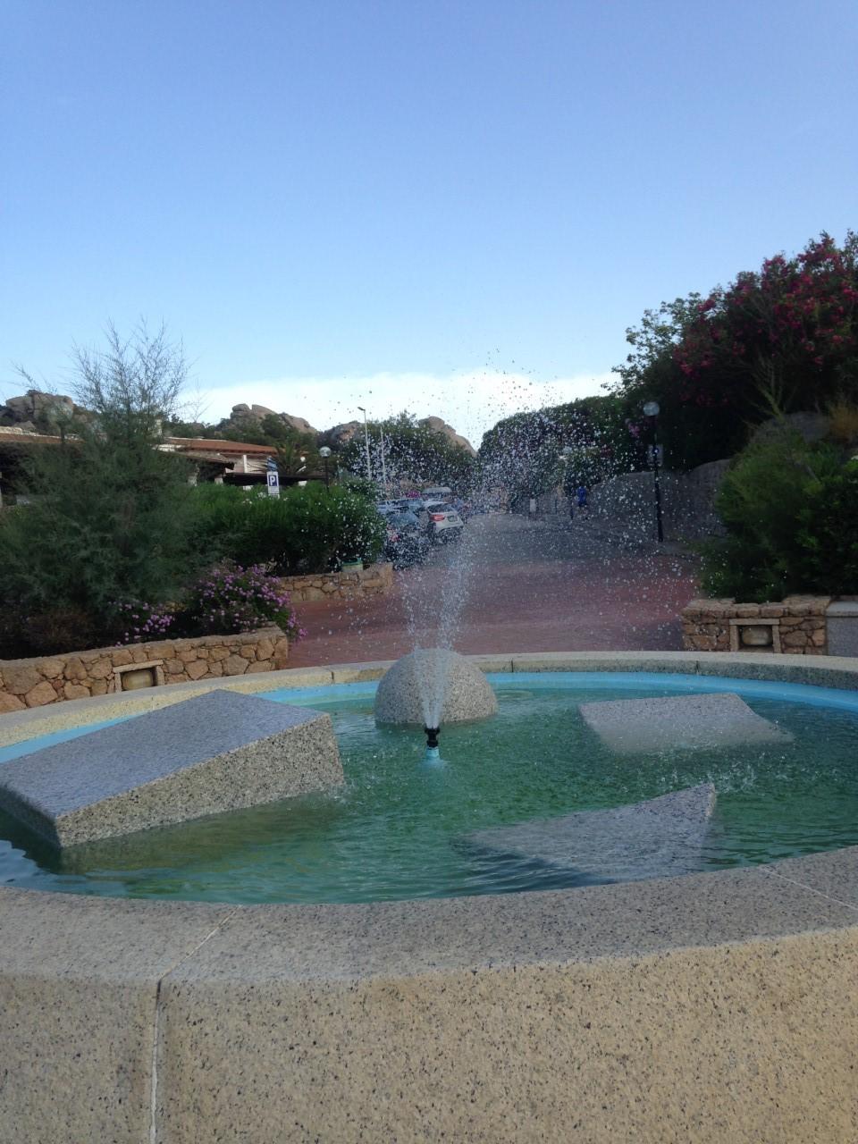 Fontana - Baja Sardinia
