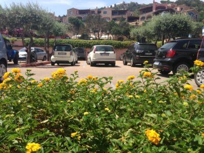 Parking Piazzetta degli Ulivi Porto Cervo